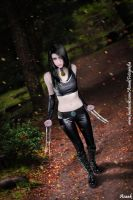 Laura Kinney - X23 by Azaak