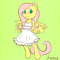 30 minute challenge - Frills! by draneas