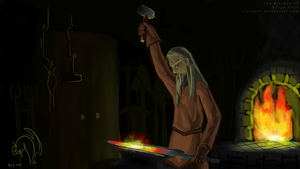 The Blacksmith by xTernal7