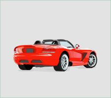 Dodge Viper by cenoslave