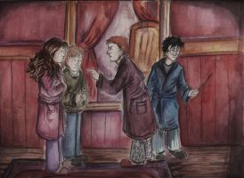 PS - Chapter 9 by HogwartsHorror