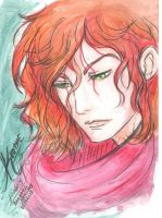 Kvothe(O nome do Vento) by uekiOdiny