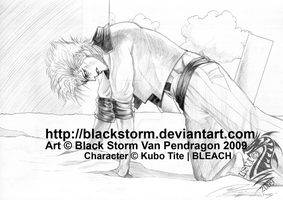BLEACH: Get up GRIMMJOW by blackstorm