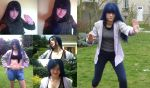 all my cosplay of hinata by Bleach-Fairy