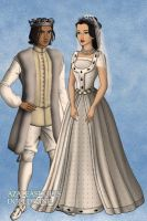 Lucy And Embry - Tudor Style Wedding by AnnieSmith