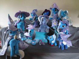 Trixie Army by wilshirewolf