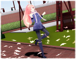 MMD - CASUAL SF-A2 MIKI- by Hikary1