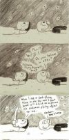 Paul and Oliver: UFOs by Winered-Angel