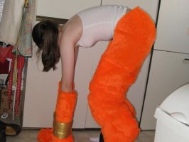 legs fured red xiii wip by ThoronWild