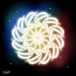 Arabic Glow by Teakster