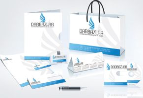 Corporate Identity by omeruysal