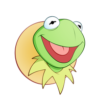Kermit The Frog by Phil-Crash-Murphy
