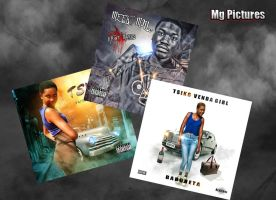 BEST 2015 MIXTAPE COVERS by macgcandy