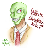 +The Mask: Who's Laughing Now+ by Yore-Donatsu