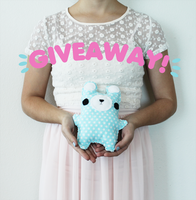 Star Bear Plush Giveaway by CosmiCosmos
