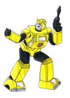 G1 Bumblebee by BlackTerrorsaur