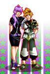Double team by Black-Umi