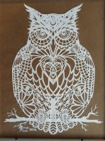 The Owl by GracePark