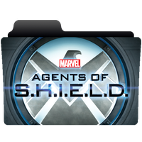 Agents of SHIELD folder icon by NonStopSarah