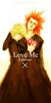 KH: Love Me by Revenant-Wings
