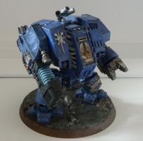 Dreadnought with Plasma Cannon arm by mze9412