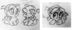 Squiggles of Little Squiggles by Catnip1996