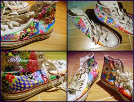 Nelson's shoes by Ionixis