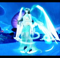 Goddess of Water revamp by AvannTeth