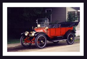 horseless carriage by proverbialcheese