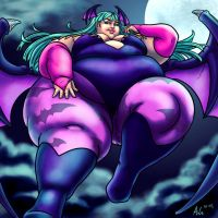 Mammoth Morrigan by Ray-Norr
