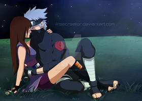 Commission: Mimi and Kakashi by Freecreator