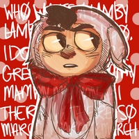 dipper questions your deep desire for a lamby by djYapster