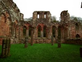 furness abbey 4 by harrietbaxter
