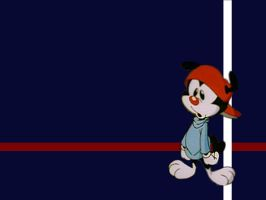 Wakko Wallpaper by sma-rmy