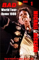 MJ Bad Tour Rome 1988 by Prince-of-Pop