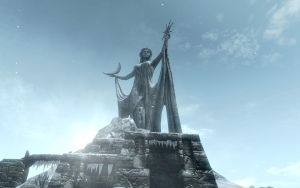 Skyrim Screenshots- Azura's Shrine by vincent-is-mine