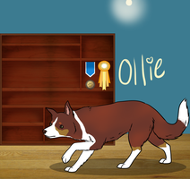 Ollie [Official Ref] by Alcemistnv