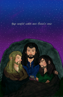 Durin's sons by Comsical