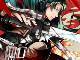 Rivaille by mo-nochrome