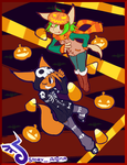 Trick or Treat! by Talking-TadPol