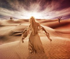 In The Desert.. by noizkrew