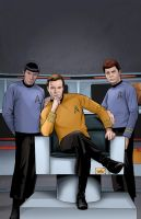 Star Trek Archive - Kirk by sharpbrothers