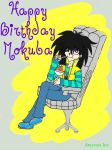 Happy Birthday Mokuba by XxAmysonIncxX