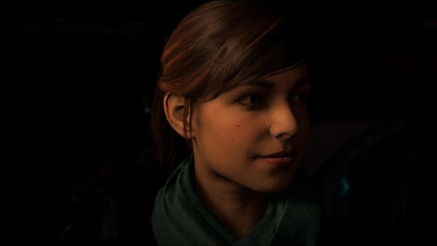 ME:A - Default Sara Ryder 2 by chicksaw2002