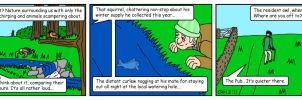 Summer Wine Comic 22 by MST3Claye