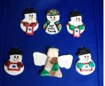 Military Themed Christmas Ornaments by Mirialiah1