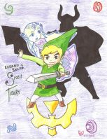 Legend Of Zelda: Spirit Tracks by TaIKARUNAI-907782