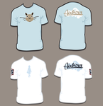 Airborn T-Shirt Designs 01 by OliverJanoschek