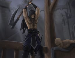 Executioner by J-CFauvelle