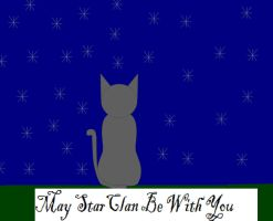 RQ - Cinderpelt - May StarClan Be With You by melfurny